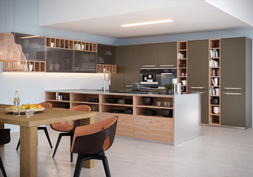 Pura collection di iorio cucine s r l for Epi cuisine collective